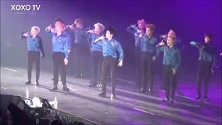 180906 (Fancam) SEVENTEEN - CALL CALL CALL in Concert IDEAL CUT at Japan
