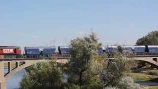 Craiova Electroputere & Ludmilla...freight train