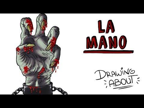 LA MANO UNA Hª DE TERROR | Draw My Life