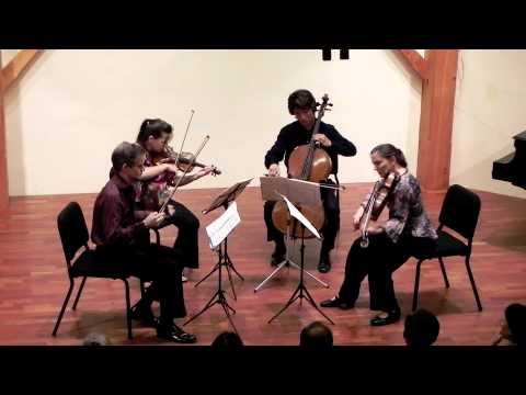 Felix Mendelssohn | String Quartet in E flat Major, Op. 44 No. 3 (1838) - Part 4