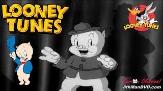 LOONEY TUNES (Looney Toons): PORKY PIG - Meet John Doughboy (1941) (Remastered) (HD 1080p)