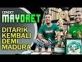 Cendet Mayoret Babat Habis Juara  Ditarik Lagi Demi Madura  Mp3 - Mp4 Download