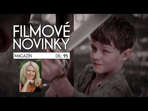 Filmové novinky #95 - Rozhovor s Lucií Benešovou