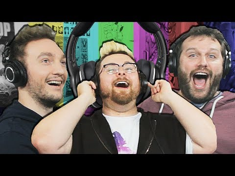 Headphone Game Whisper Challenge Thing #CONTENT