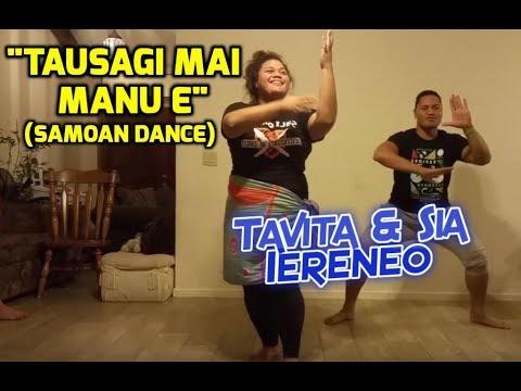 Tausagi Mai Manu E (Samoan dance)