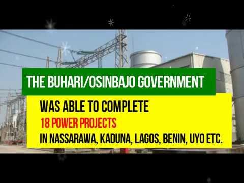 NIGERIA'S POWER SECTOR !!!