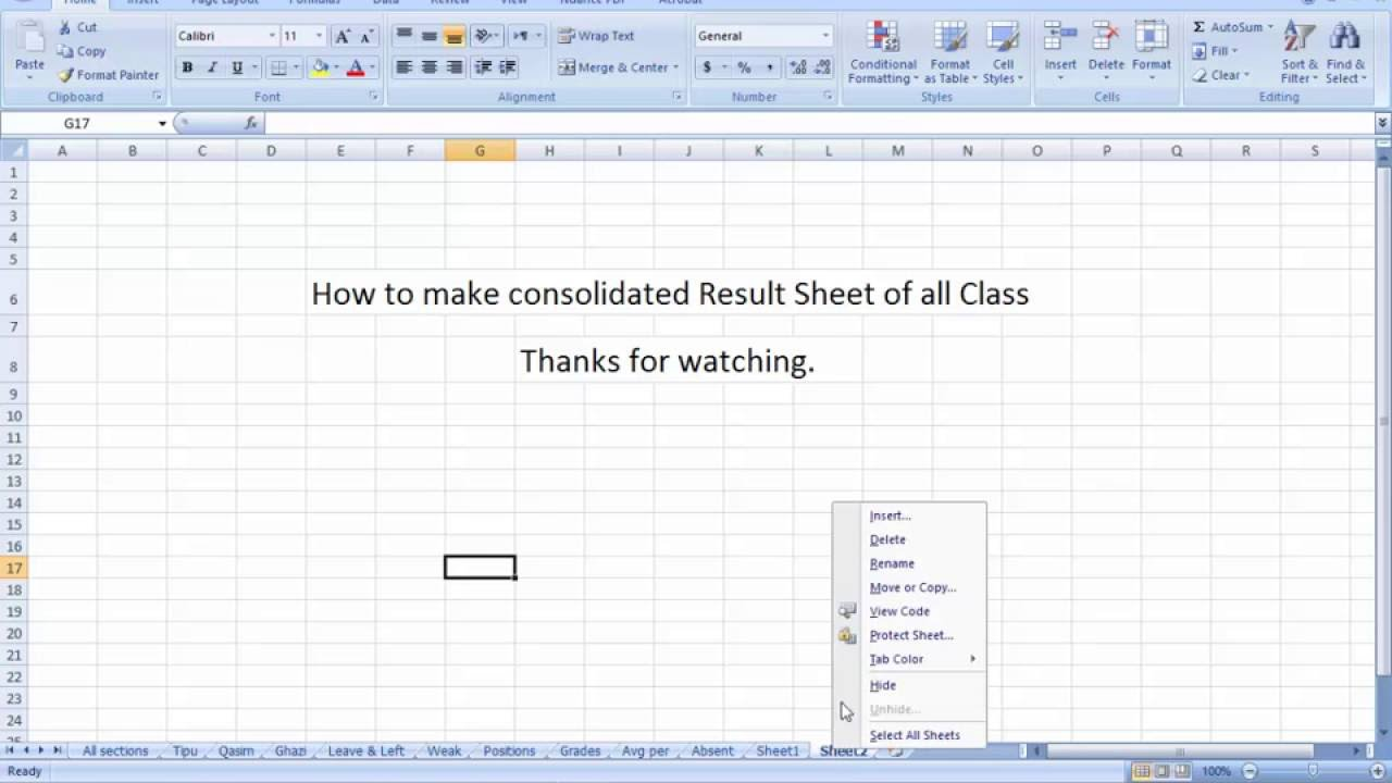 How To Import Excel Sheet Into Another Sheet Copy And