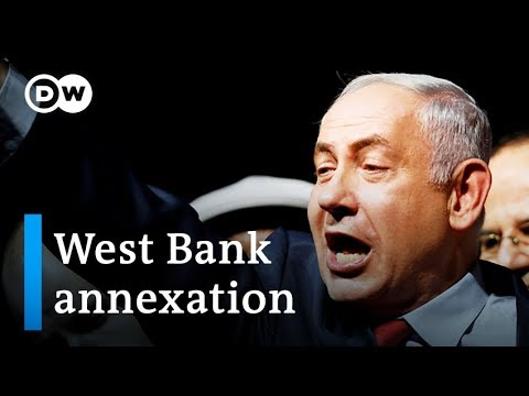Israel election 2019: Netanyahu vows to annex West Bank settlements | DW News