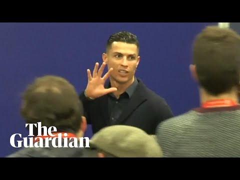 'I won five Champions Leagues and these guys zero': Ronaldo taunts Atlético despite defeat