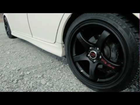 диски Sakura Wheels модель 391 цвет чёрный матовый