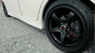 диски 'Sakura Wheels' модель 391 цвет чёрный матовый