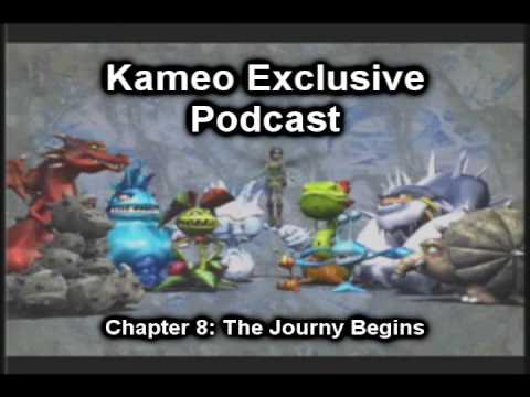Kameo EXCLUSIVE PODCAST! #8/8 The Journey Begins