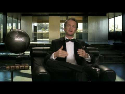 How I Met Your Mother - Barney Stinson Resume Builder - YouTube