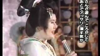 久保幸江   トンコ節 1971年.flv