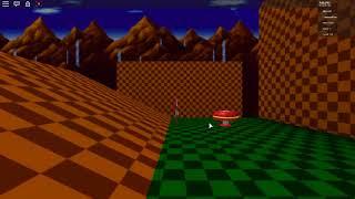 Roblox Sonic Mania Alpha Build As Knuckles
