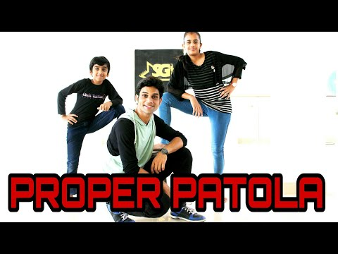 Proper Patola |Dance Cover | Namaste England | Arjun | Badshah | Diljit | Choreography Sakil Gouri