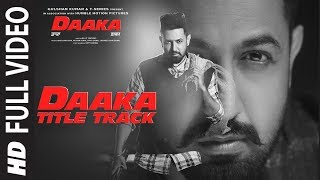 Daaka Title Song Himmat Sandhu Mp3 Song Download