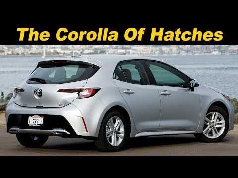 2019 / 2020 Corolla Hatchback | The Practical Corolla