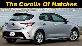 2019 Corolla Hatchback - The Practical Corolla