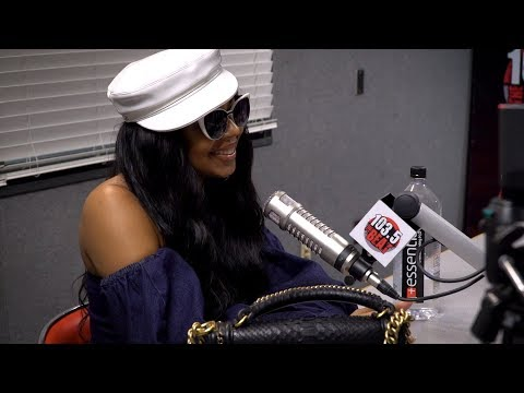 Ashanti Talks About Owning A Label, Her Exes, New Music & Mo
