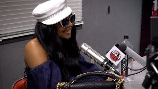 Ashanti Talks About Owning A Label, Her Exes, New Music & More at 103.5 The Beat!