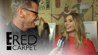 Elizabeth Olsen and Tom Hiddleston Talk Romance Rumors | Live from the Red Carpet | E! News