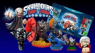 Skylanders Trap Team Dark Edition | Ultimate Kaos Trap, Dark Wild Fire,  (German/Deutsch)