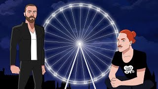 Zävodi + Berkes - Óriáskerék (Official Music Video)
