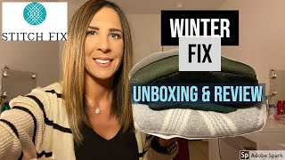 Stitch Fix Unboxing & Try-On | December 2019 😍LOVE, LOVE, LOVE
