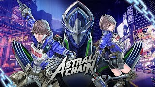 Astral Chain - Official Trailer | E3 2019