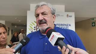 """Sanità, Emiliano: """"Siamo i migliori da Roma in giù. Ma occorre a lavorare con dipendenti onesti"""""""