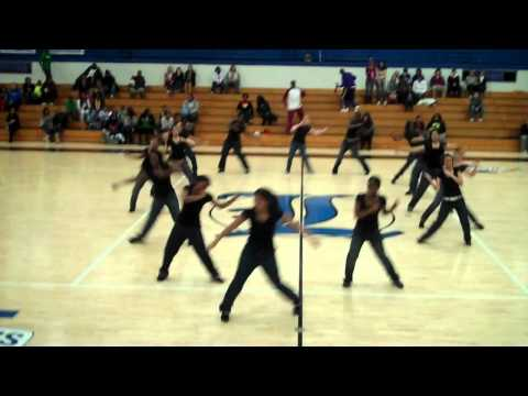 LaVergne High School Halftimers 12/8/2011