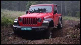Test Drive Jeep Wrangler Rubicon 2019 модельного года