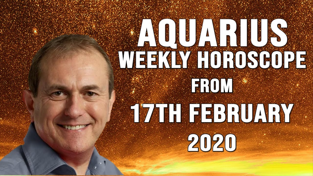 Weekly Horoscopes from 17th February 2020
