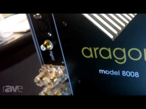 CEDIA 2013: Aragon Shows the 8008 Monoblock Amplifier