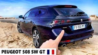 PEUGEOT 508 SW GT 2019 : NOUVELLE CLAQUE AUX ALLEMANDES ?