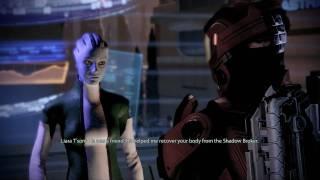 """Mass Effect 2"", HD walkthrough on Insanity, Part 22 - Lair of the Shadow Broker (DLC), 1/4"