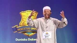 Gambar cover Pencetus Ummah - Muhammad Ramadhan Bin Jamaludin (Top 25)