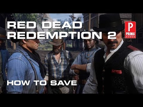 How to Save in Red Dead Redemption 2 | Tips | Prima Games