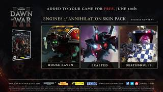 Warhammer 40,000: Dawn of War III - Aniquilación en detalle.