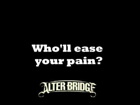 Watch Over You - Alterbridge - lyrics