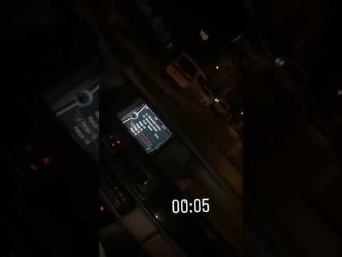 BMW ile gece gezmeleri