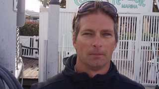Interview with Dave Reed, Sailing World editor, at Quantum Key West 2014