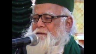 SAYYED SHAH KAZIM PASHA QADRI NEW BAYAN ON JASHN-E-MAULUDE KAABA