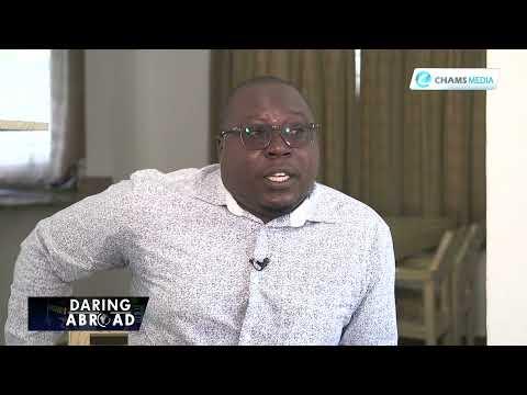 Daring Abroad Sn4Ep8: David Morema, The Financial Wiz Making it Big in Seychelles