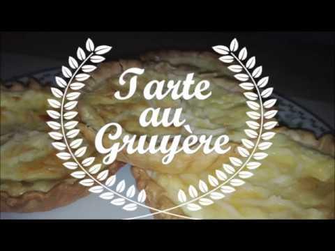 tarte-au-gruyère