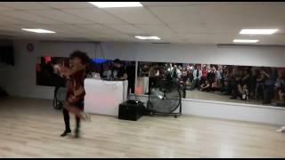 Abdel et Lety Dance