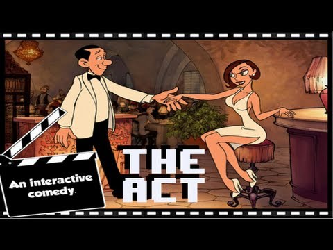The Act Gameplay Trailer iPhone/iPod/iPad (Universal)