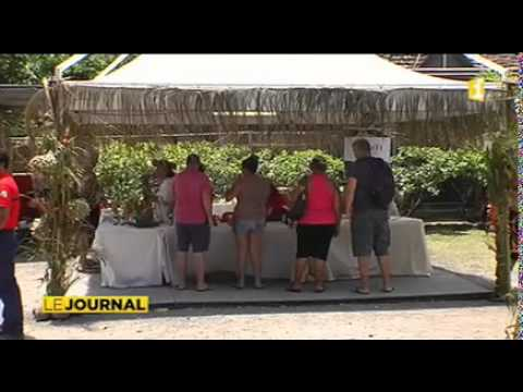 Polynésiens, comme étrangers, tous séduits par le monoï