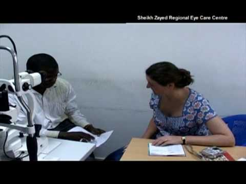 Regional Eye Care Center - Health Initiative for Peace (The Gambia)